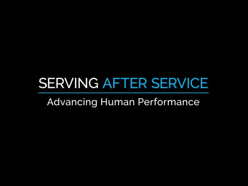 Pat Tillman Foundation / Serving After Service / Advancing Human Performance